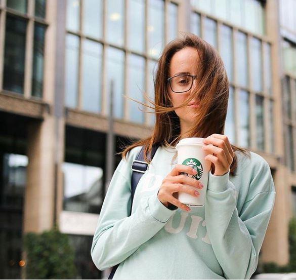 Фото из аккаунта Starbucks