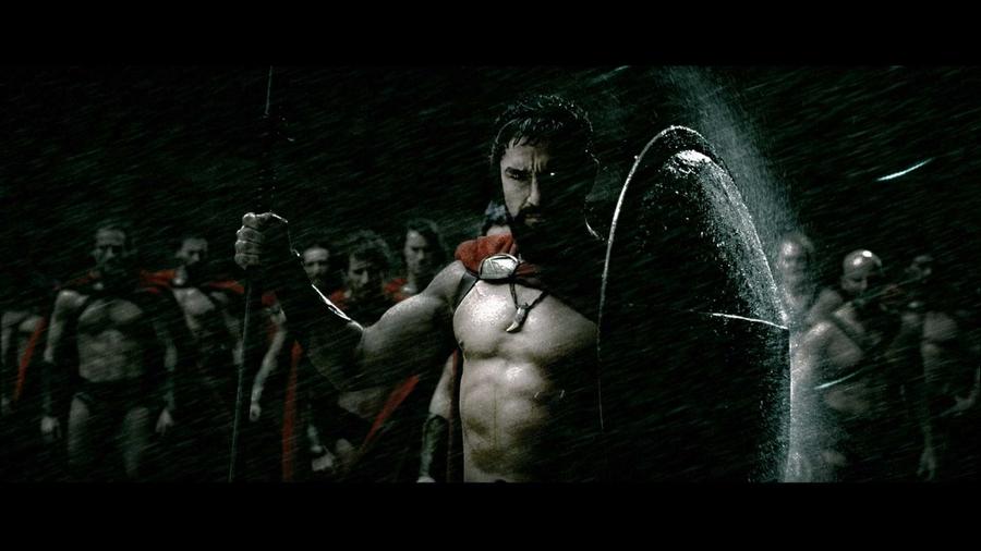 Ни один спартанец: ни свободный, ни бесправный, ни мужчина, ни женщина, ни раб, ни царь — не может подняться над законом.