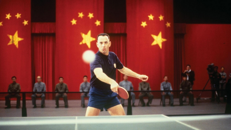 — Только тебе не повезло, у меня разряд по теннису! — А у меня по боксу