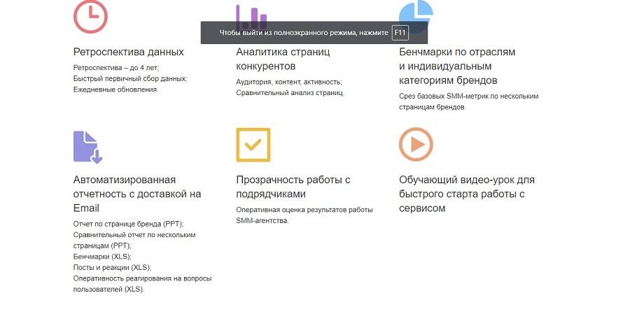 6 29 сервисов для администраторов страниц в «Фейсбуке»