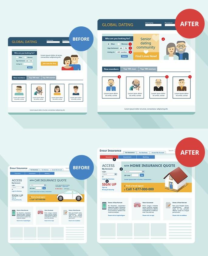 Анализируйте конкурентов и перенимайте у них лучшее, анализируйте поведение пользователей на страницах, и улучшайте посадочные постоянно
