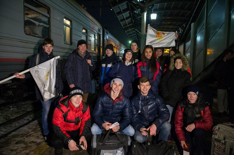 Жизнь проекта «после»: участники отправились в Казань и Алмату